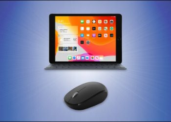 How to Click the Home Button with a Mouse on an iPad