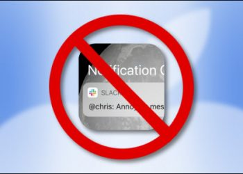 How to Quickly Turn Off Annoying Notifications on iPhone or iPad