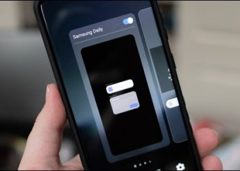 How to Remove Samsung Daily From the Galaxy S20 Home Screen